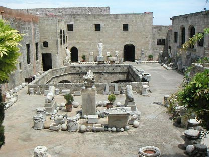 Image result for museum rhodes